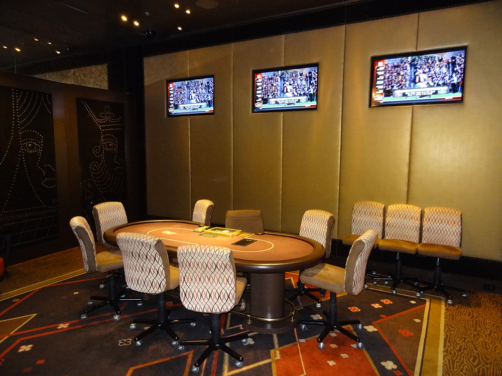 The Ivey Room, High Stakes Poker in Las Vegas