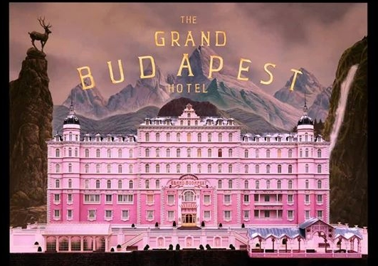 The Grand Budapest Hotel, Movie