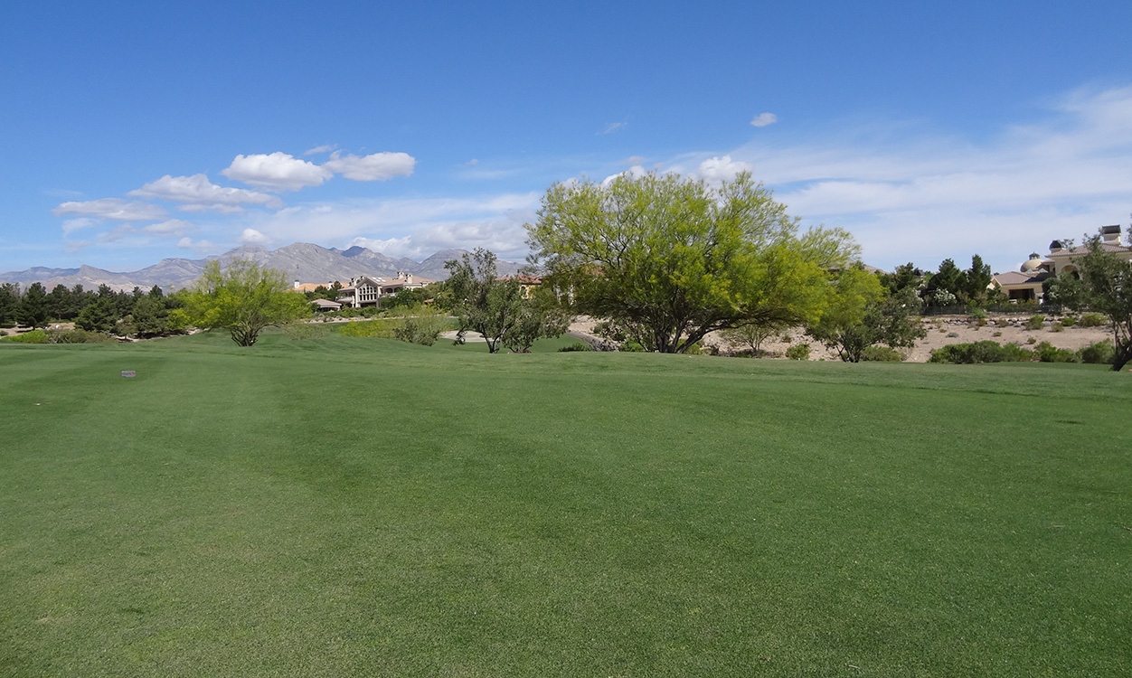 Badlands Golf Course, Diablo Fairway, Las Vegas