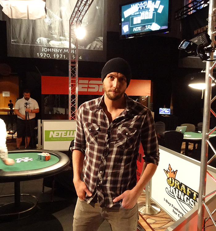 Brandon Shack Harris, WSOP Pot-Limit Omaha Champion, WSOP 2014