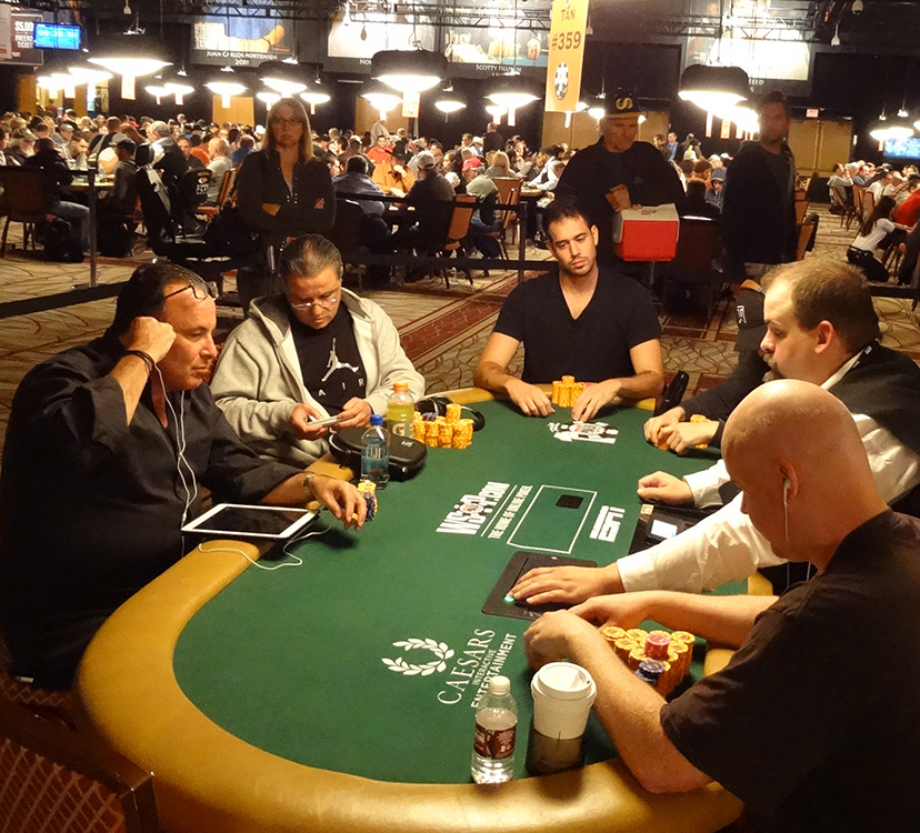 Cash game poker in las vegas jouer roulette en ligne joa