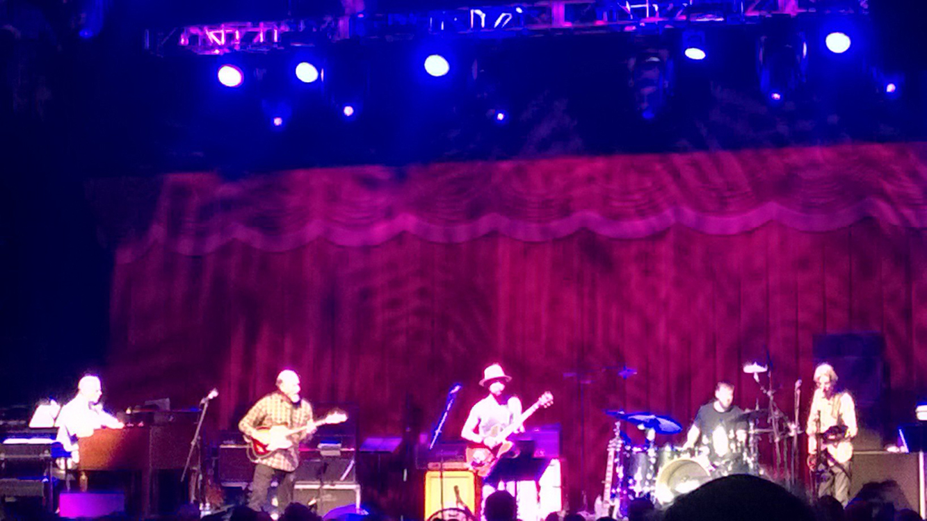 Las Vegas, Brooklyn Bowl, Phil Lesh Performance