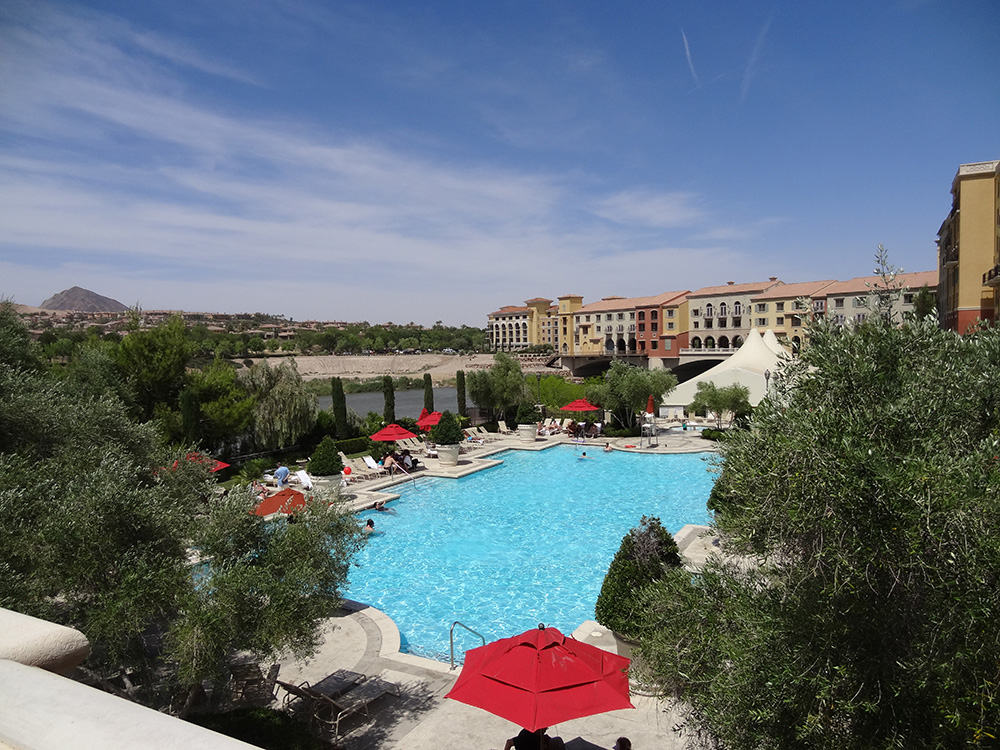 The Westin Pool, Lake Las Vegas