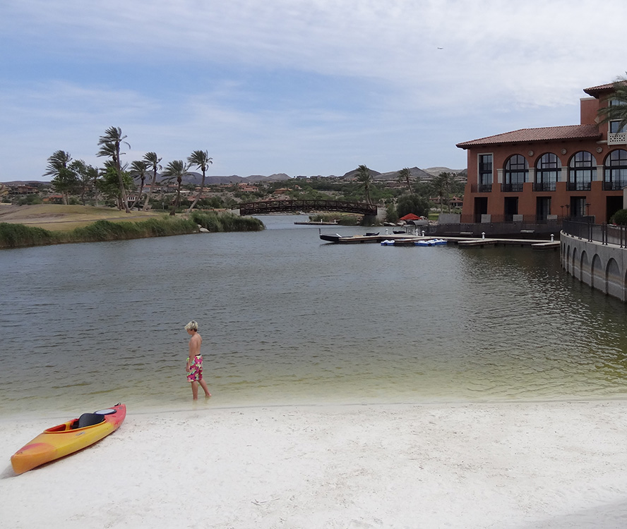 Water Activities, The Westin, Lake Las Vegas