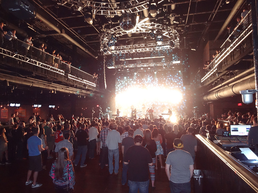 Brooklyn Bowl Concert, Spoon Las Vegas