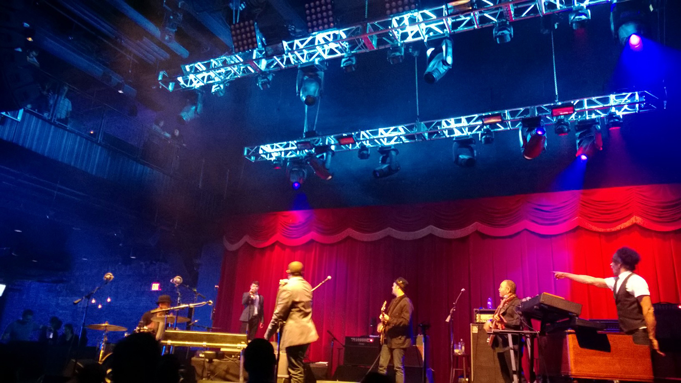 Brooklyn Bowl, Soulive and George Porter Jr., LINQ District Vegas