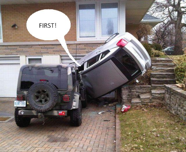Car Accident Humor