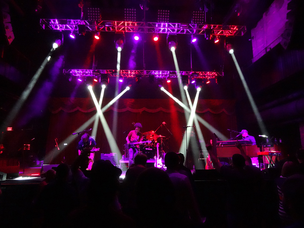 Dumpstaphunk Performing at Brooklyn Bowl, LINQ Las Vegas