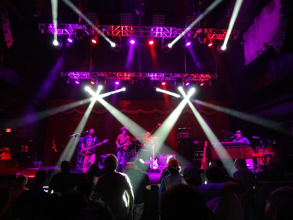 Live Music Dumpstaphunk, Brooklyn Bowl Stage, LINQ District Vegas