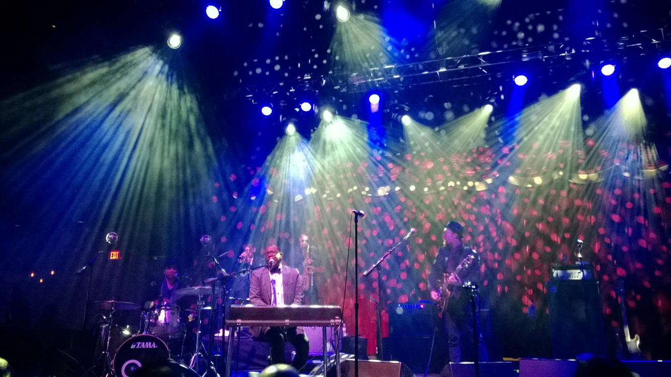 Soulive with George Porter Jr, Brooklyn Bowl, LINQ Vegas