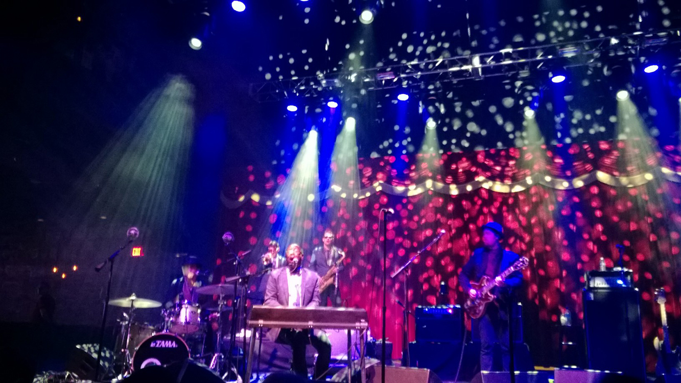 Soulive with George Porter, Jr. Performing at Brooklyn Bowl, Las Vegas