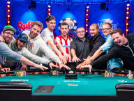2014 November Nine, WSOP Main Event