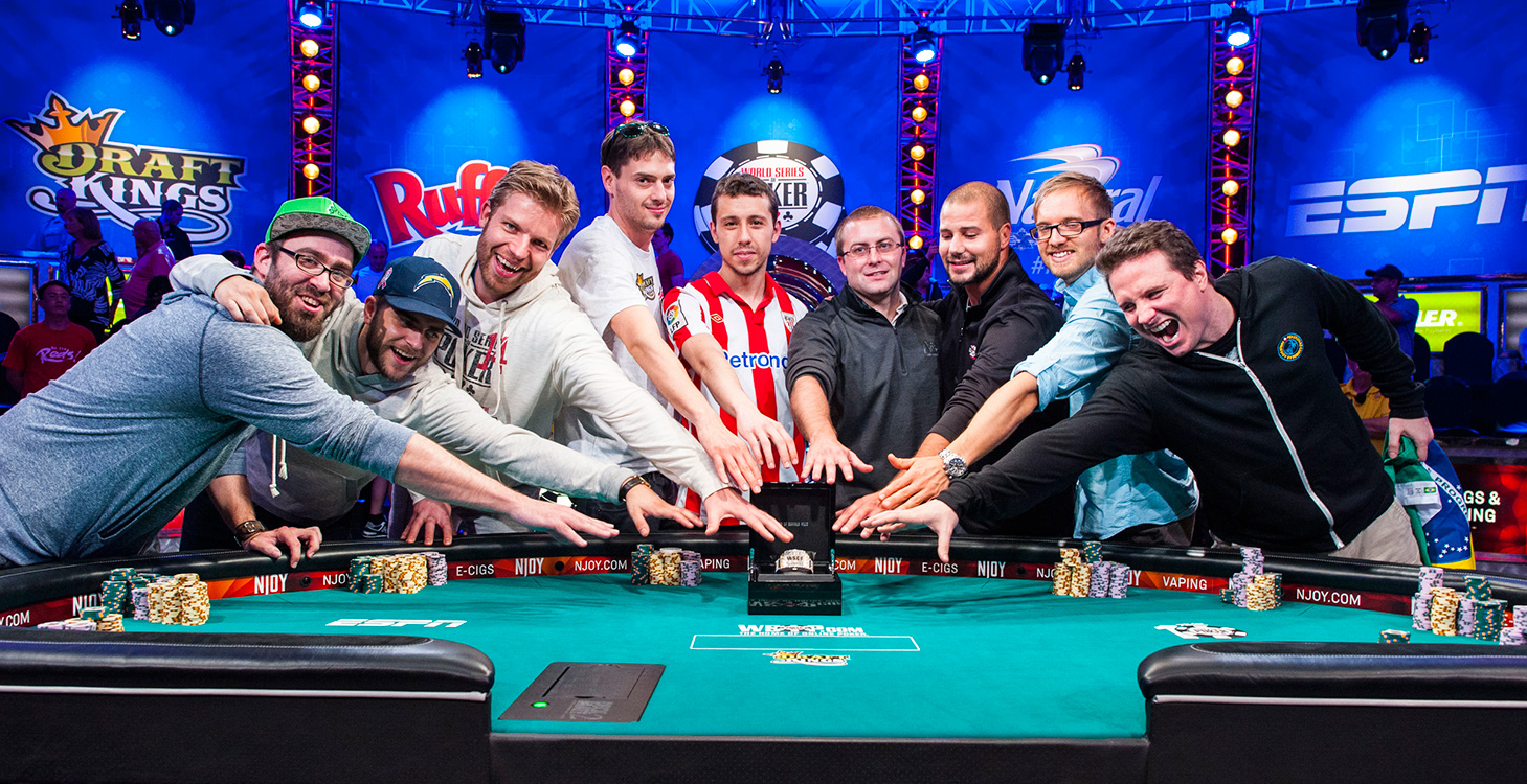 2014 November Nine, WSOP Main Event, Las Vegas