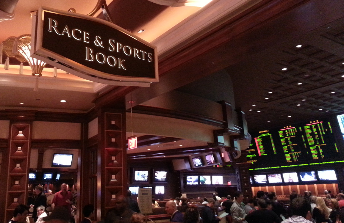 Race & Sportsbook in Las Vegas, John Fisher, Professional Handicapper