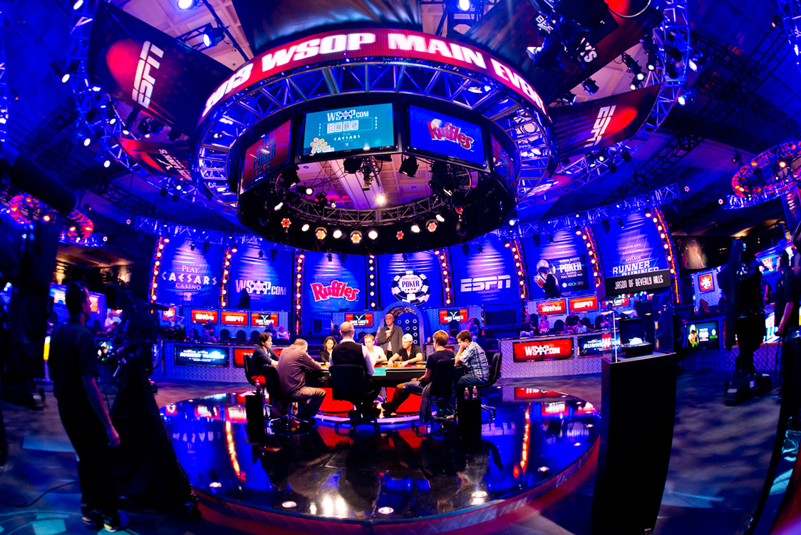 WSOP World Series of Poker, ESPN Coverage, Rio Hotel Las Vegas