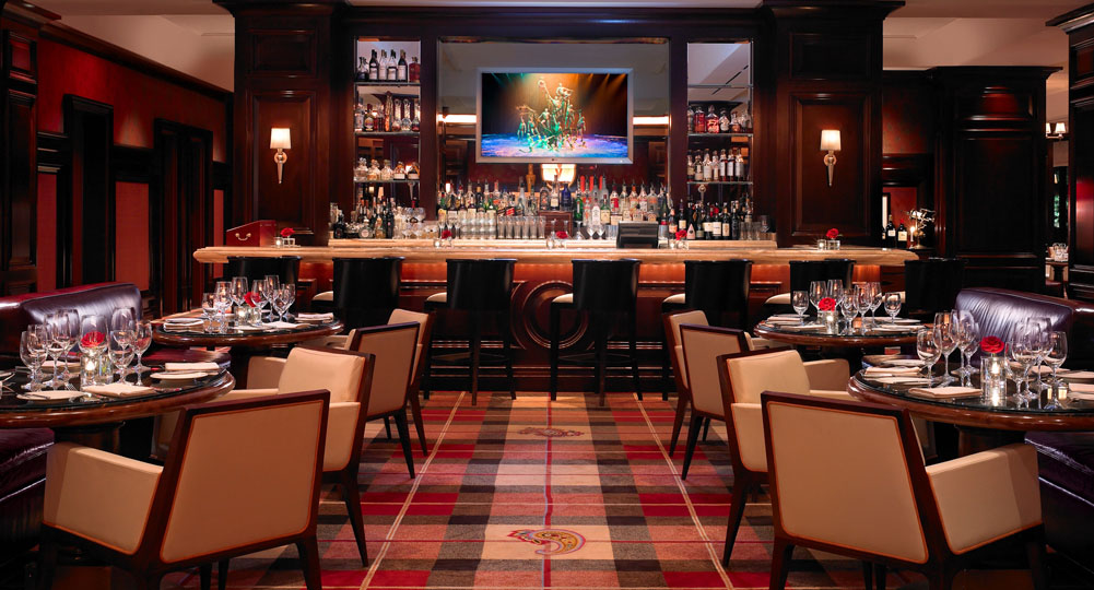 Country Club Steakhouse, Dining Room, Wyn Las Vegas