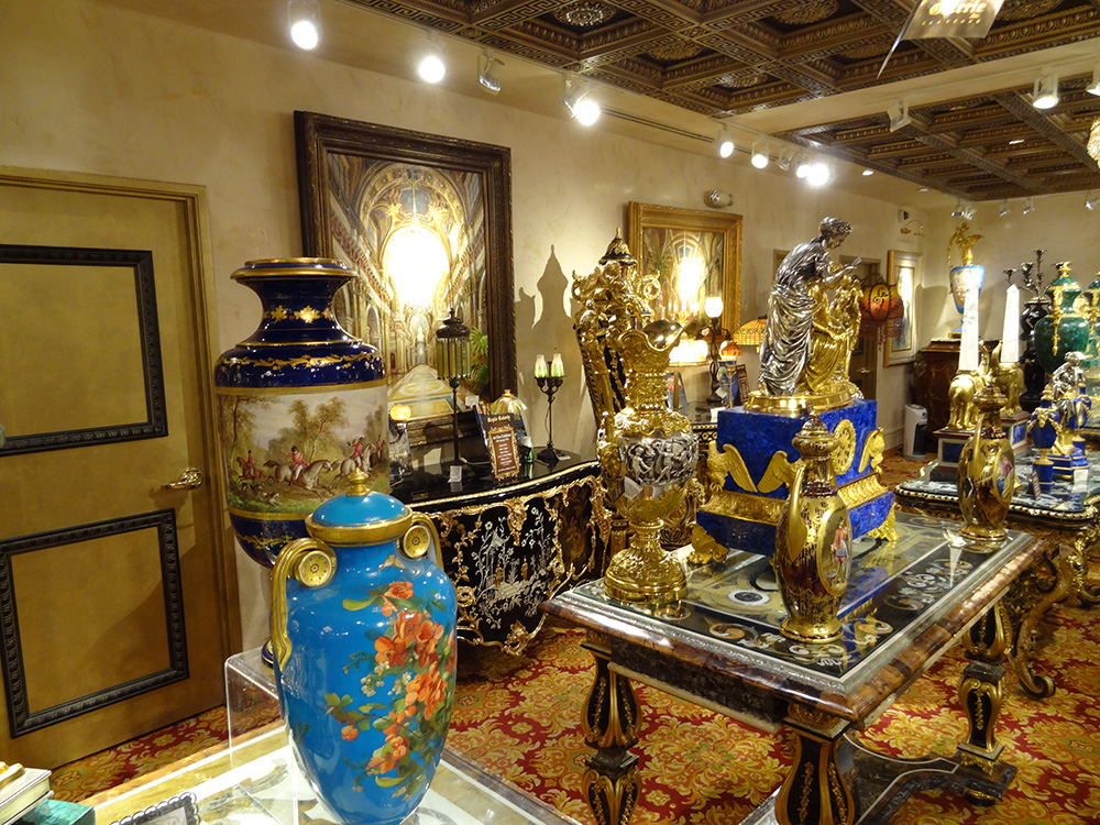 Fine Art & Asian Collectibles, Regis Galerie, Venetian Las Vegas