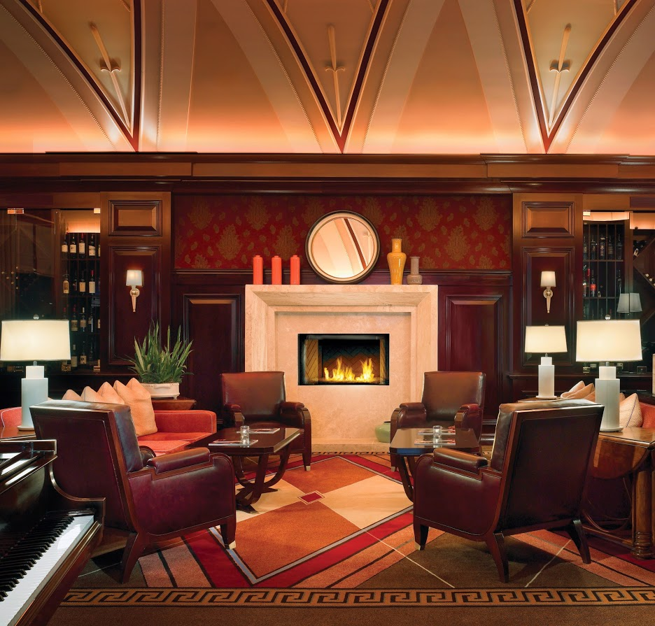 Lounge Area, Country Club Steakhouse, Wynn Las Vegas