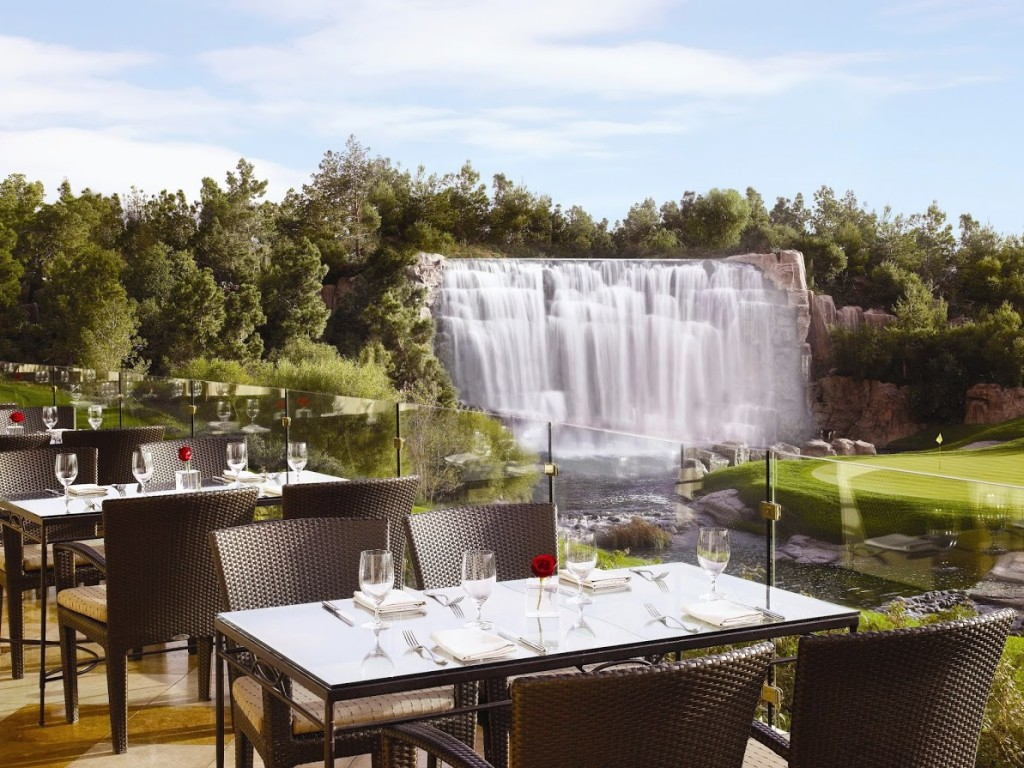 Wynn Country Club Steakhouse Las Vegas