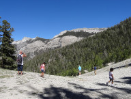 Family-Friendly Summer Hiking, Las Vegas Ski & Snowboard Resort