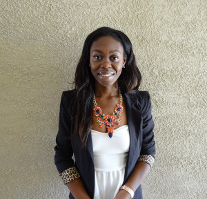 Grace Olutunde, Volunteer for New Vista & Blind Center, Las Vegas
