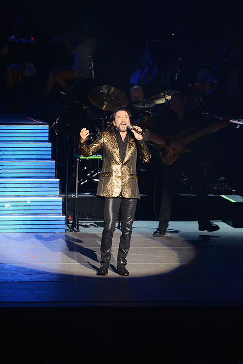 Marco Antonio Solis, Planet Hollywood 3