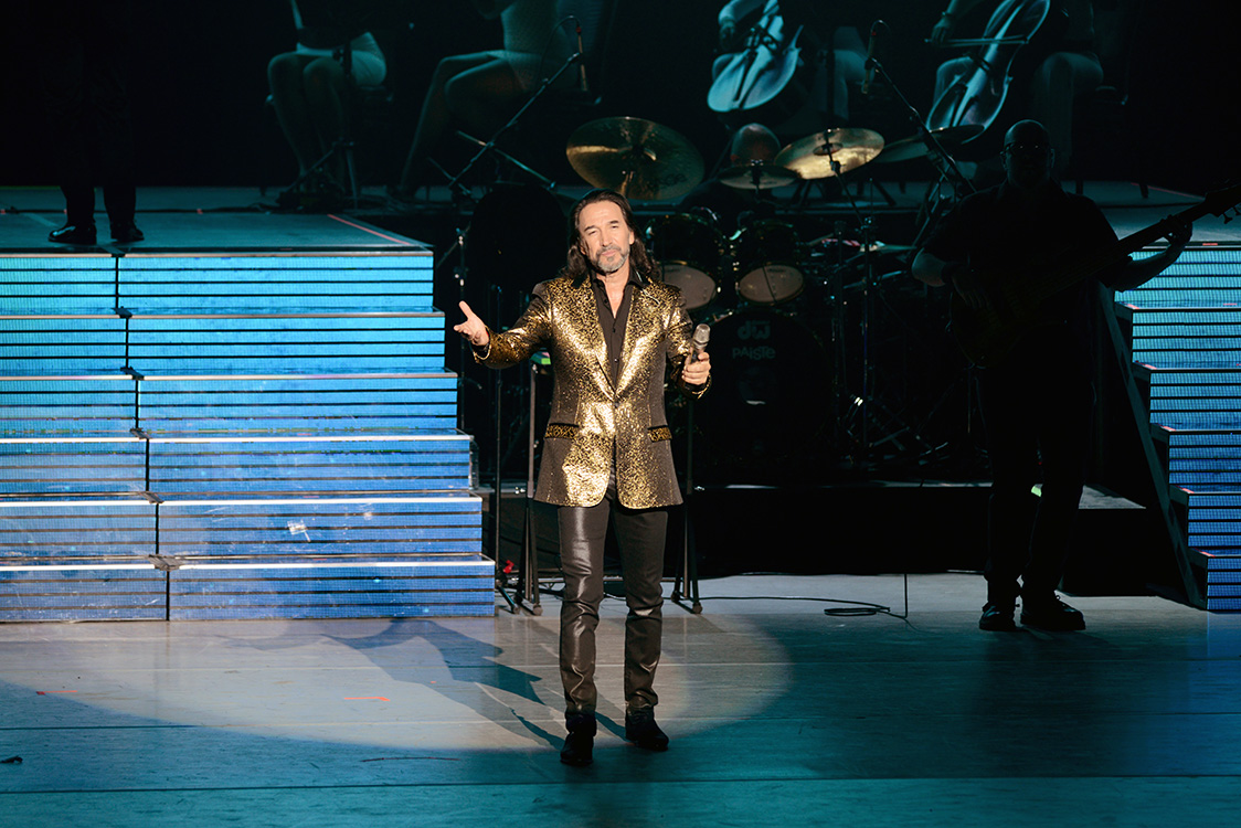 Marco Antonio Solis, Planet Hollywood 2