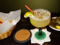 Margarita, Chips Salsa & Dips, Viva Mercados, Summerlin Vegas