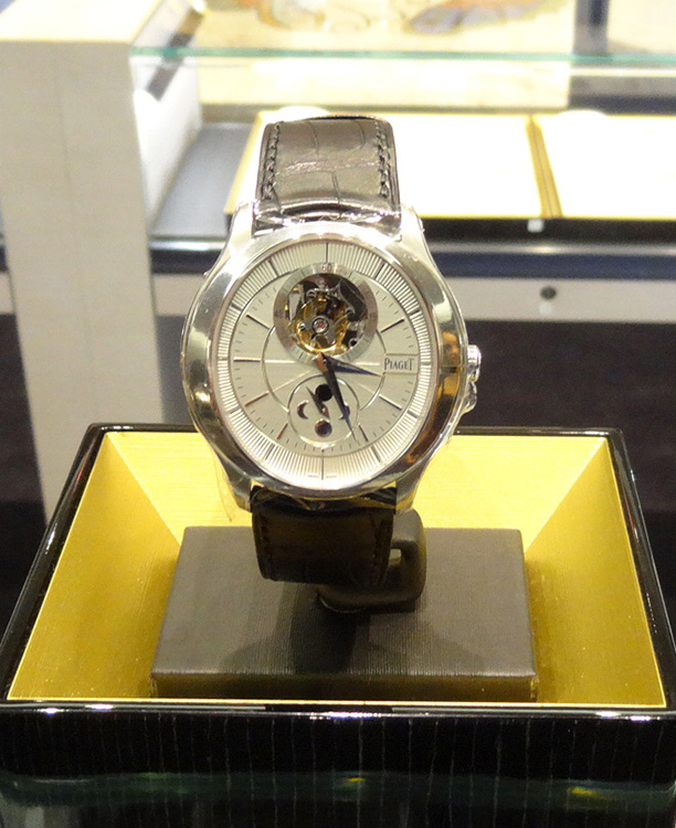 Piaget Watch, Wynn Boutique Event, Las Vegas