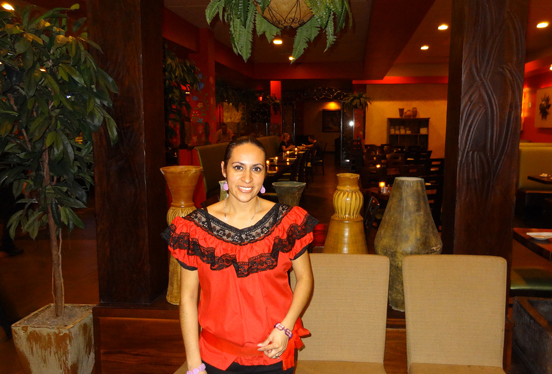 Staff Inside Viva Mercado, Mexican Bar & Grill, Village Square Summerlin, Las Vegas
