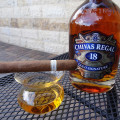Cigar Pairing, Chivas Regal 18