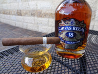 Two Cigar Pairings With Chivas Regal