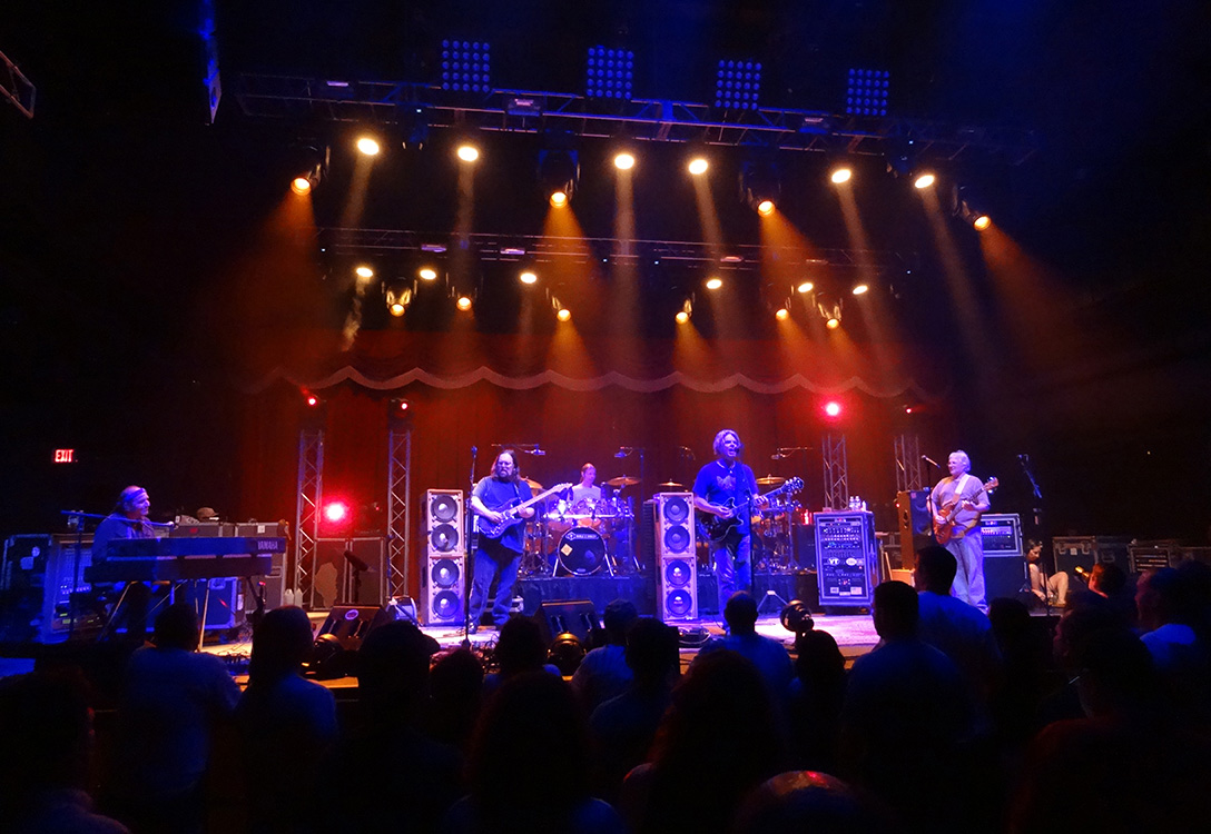 Dark Star Orchestra, Brooklyn Bowl LINQ Las Vegas