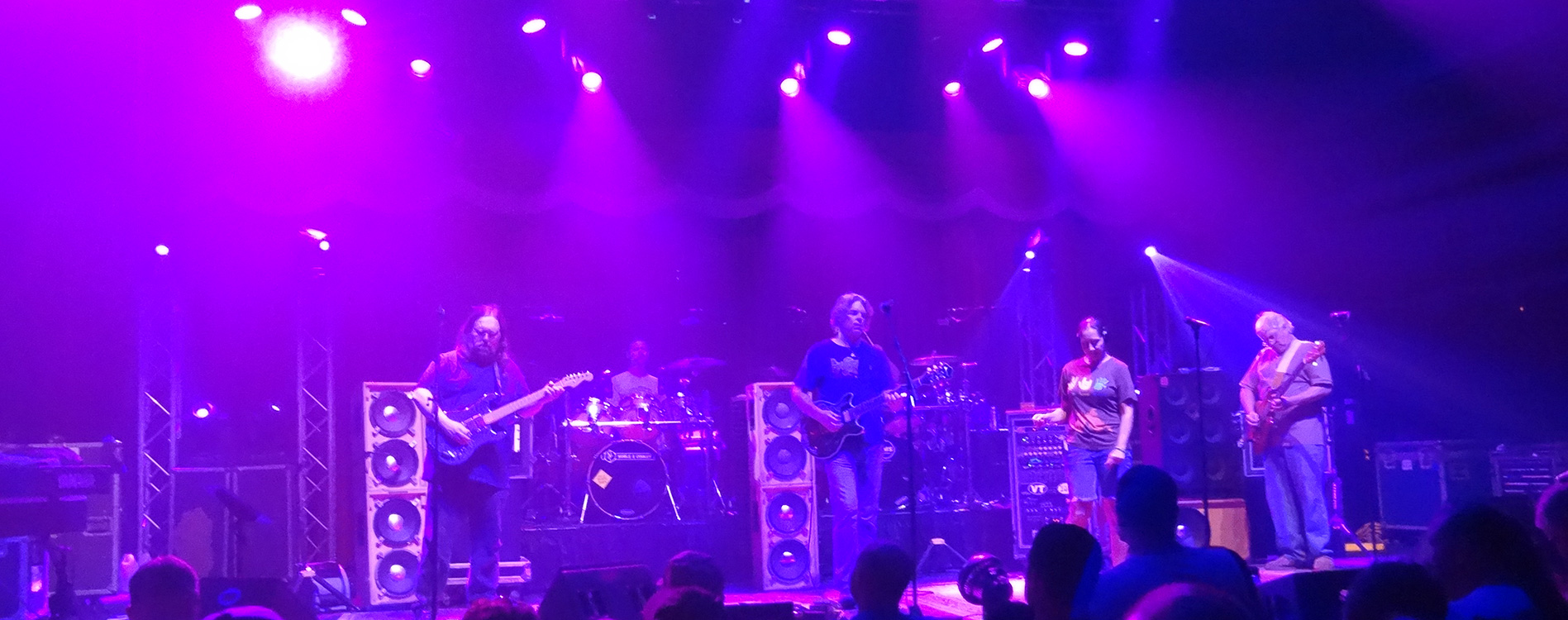 Dark Star Orchestra, Recreating Another Grateful Dead Show, Brooklyn Bowl Las Vegas