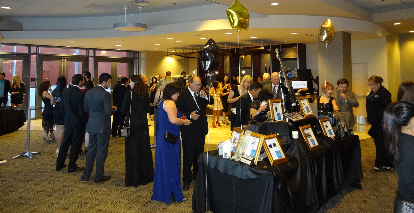 Imagine 4th Annual Gala, Blind Center of Nevada, Downtown Las Vegas