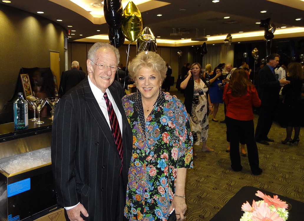 Two Mayors of Las Vegas, Oscar Goodman & Carolyn Goodman, Blind Center Gala