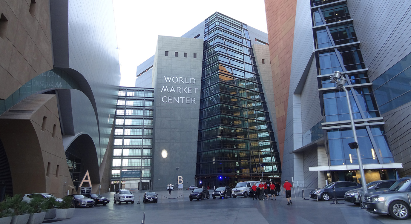 World Market Center, Blind Center Gala, Downtown Las Vegas
