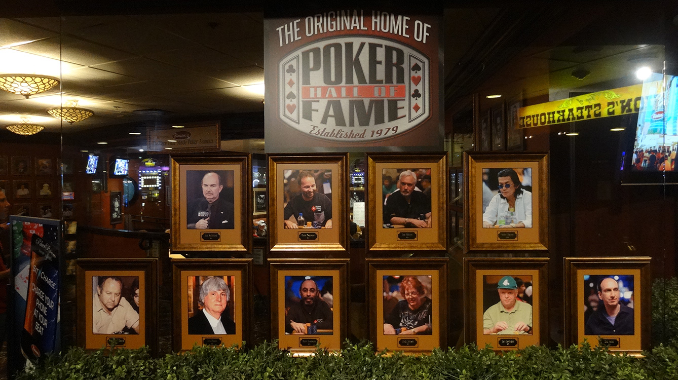Original-Poker-Hall-of-Fame,-Binions-Casino,-Las-Vegas