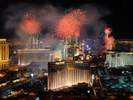 Fireworks & New Year's Eve Celebrations 2015