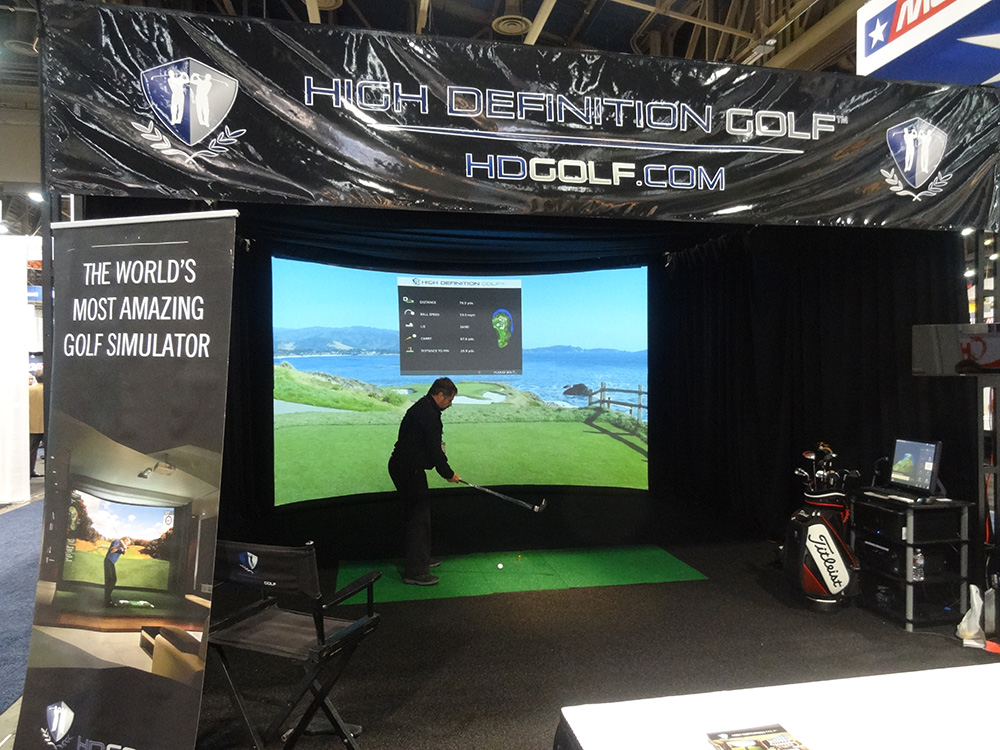 HD-Golf-Simulator,-IBS-2015,-Las-Vegas