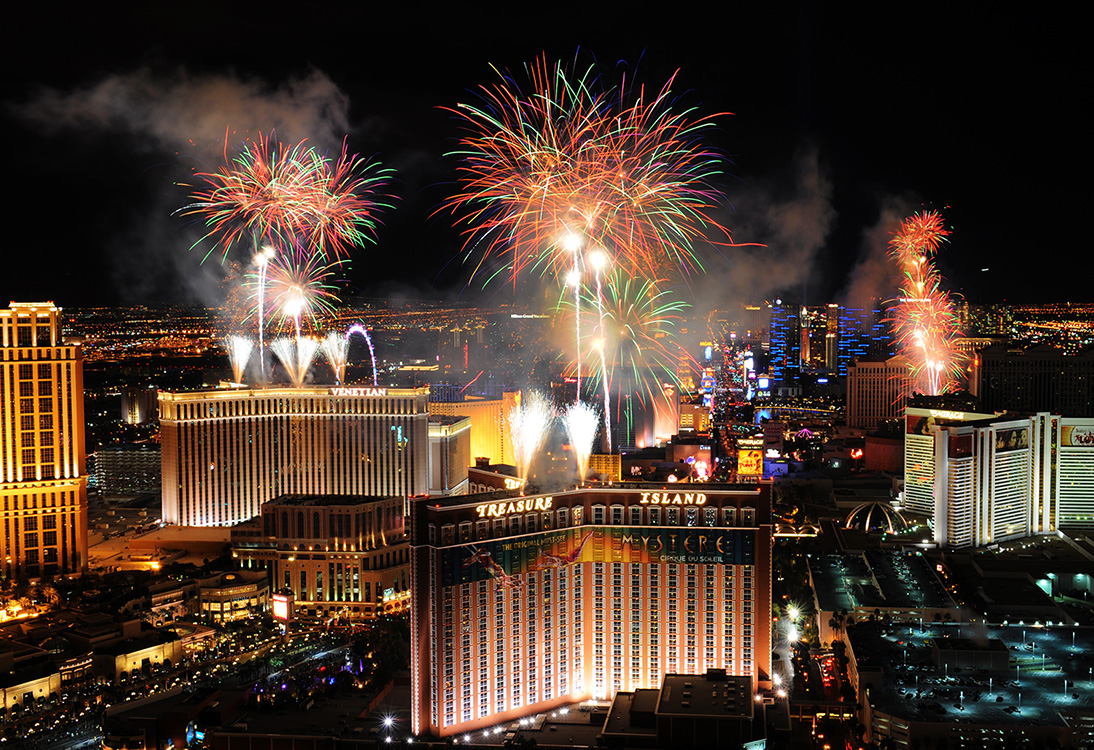 Image result for las vegas new years eve 2015