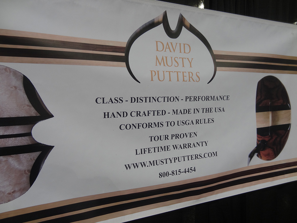 IBS-Show-2015,-David-Musty-Putters,-Las-Vegas