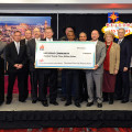 ICSC's RECon Convention to Remain in Las Vegas, Pictured with Mayor Caroline Goodman