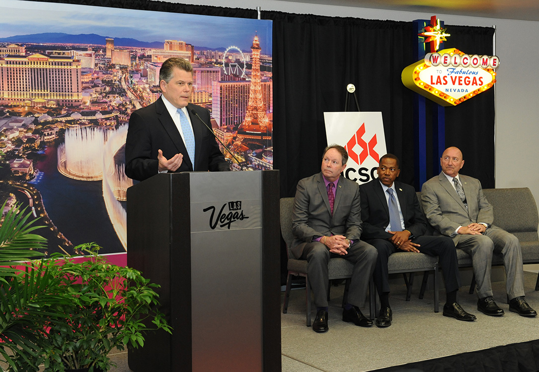 ICSC's RECon Convention to Remain in Las Vegas