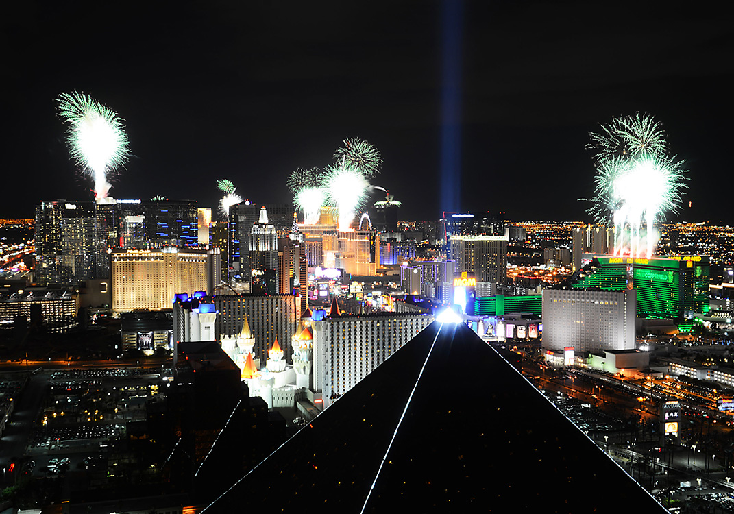 New-Years-Celebrations-2015,-Las-Vegas-Strip