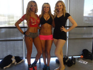 Las Vegas Outlaws, Cheerleader Tryouts
