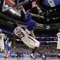 College Basketball Image Dunk