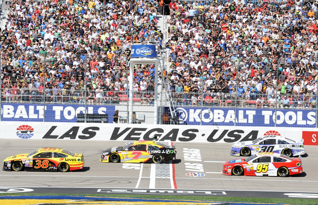March roars into las vegas with major sports events and for Las vegas motor speedway events