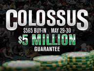 Colossus Carousel, Las Vegas Poker Tournament