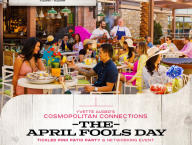 Cosmopolitan Connections — April Fool's Day